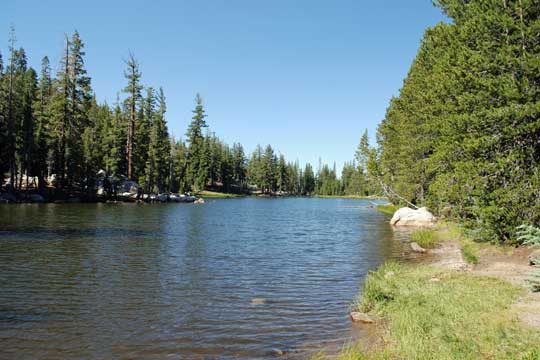 Mosquito Lakes, Alpine County, CA