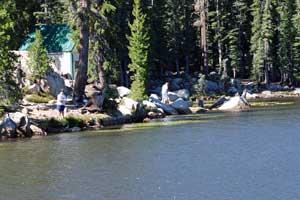 Mosquito Lakes, Lake Alpine, CA
