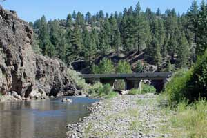 Hangman's Bridge, East Carson River, CA