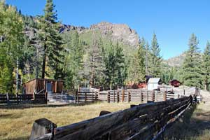 Scossa's Cow Camp, Alpine County, CA