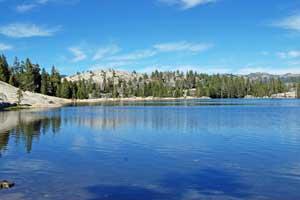 Spicer Meadow Reservoir